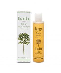 L'Erbolario absinthium bath gel wurzelsepp