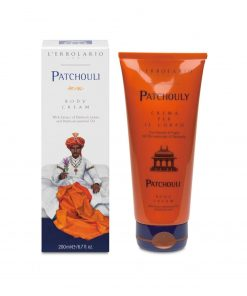 L'Erbolario patchouli body cream Wurzelsepp