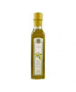 Masciantonio Olio extra vergine al Basilico Olivenöl mit Basilikum Wurzelsepp 3490