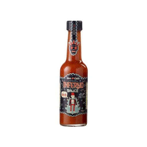 Mic's Chilli Inferno Sauce Original Wurzelsepp 1383