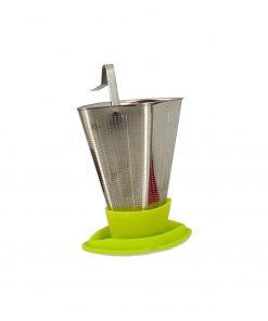 VIVASCANDINAVIA Infuseur à thé Anytime en présentoir 2 Wurzelsepp 60355