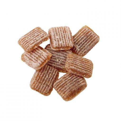 Wurzelsepp-Ingwer-Bonbons-pur