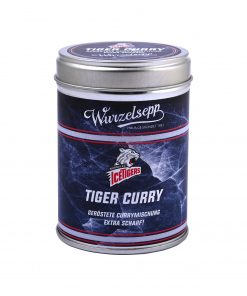 Nürnberg Ice Tigers Curry Pulver Limited Edition