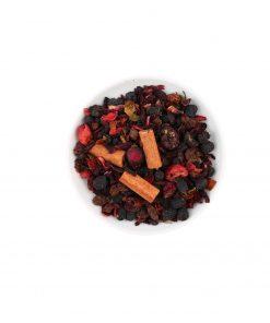 Wurzelsepp Fruechte Tee Fruchtiger Beerentraum lose
