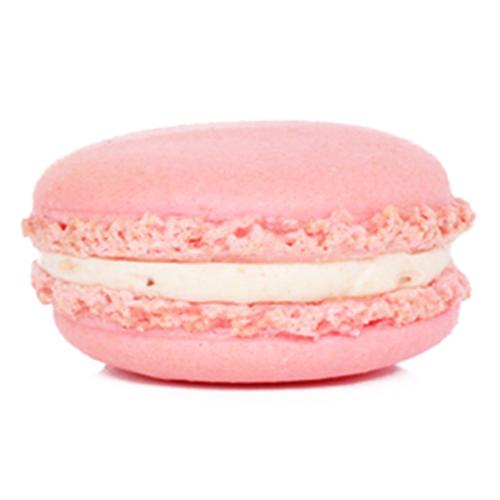 Erdbeer-Käse Macarons