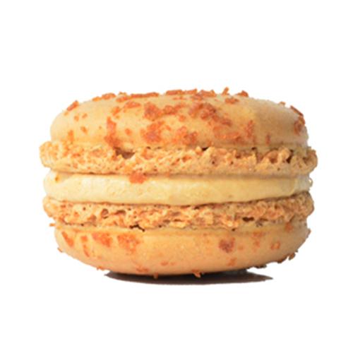 Gesalzenes Karamell Macarons