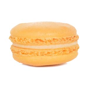 Mandarinen-Käsekuchen Macarons