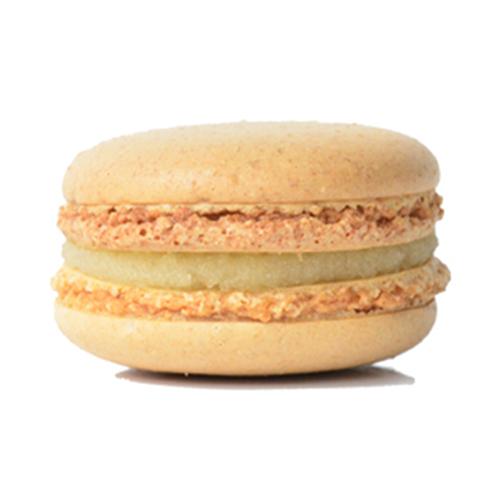 Marzipan Macarons