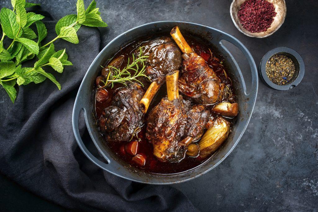 Oster-Lammhaxen Rezept von Wurzelsepp